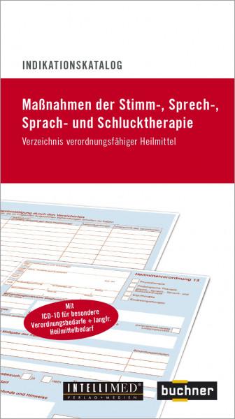 Indikationskatalog Stimm-, Sprech- und Sprachtherapie 50er-Pack