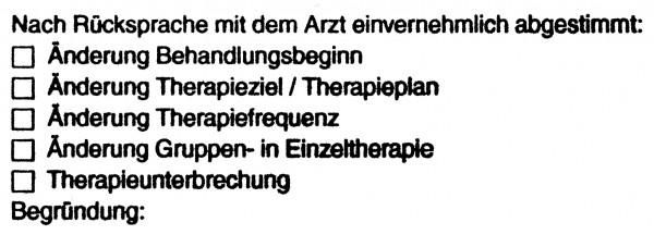 """Ersatzstempelkissen für Stempel """"Verordnungsveränderung"""""""