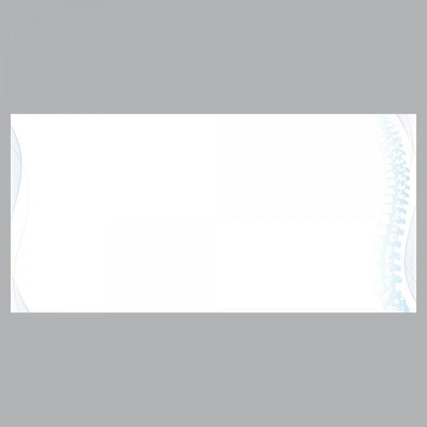 Gutscheine Wirbelsäule, DIN lang, 170 g/m²