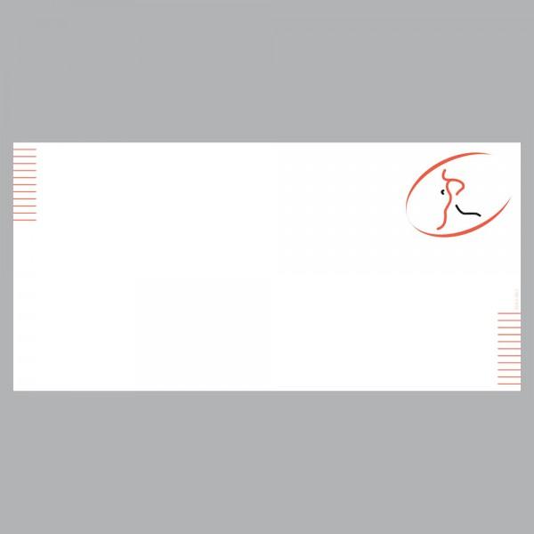 Gutscheine Läufer, DIN lang, 170 g/m²