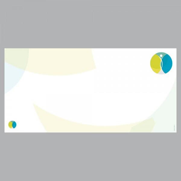 Gutscheine Harmony, DIN lang, 170 g/m²