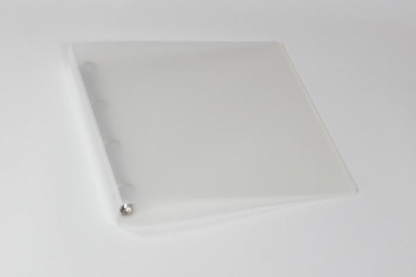 Ringbuch für Ringbucheinlagen, 34 cm breit