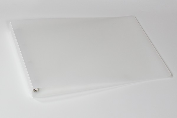 Ringbuch für Ringbucheinlagen, 44 cm breit