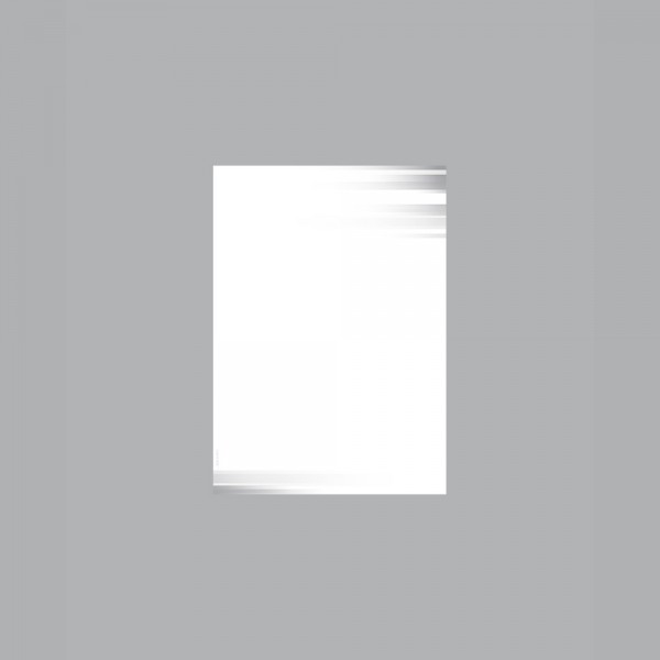 Zettel A6, Farbspiel grau