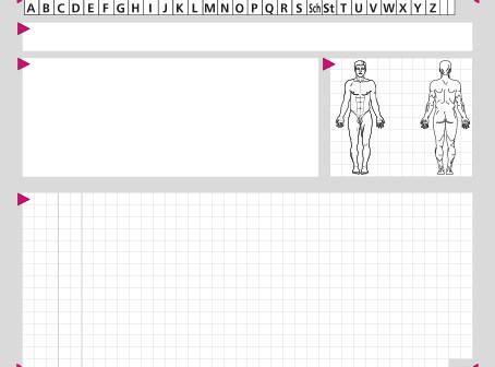 Karteikarte Typ I, lang, Karton 190 g/m², grau