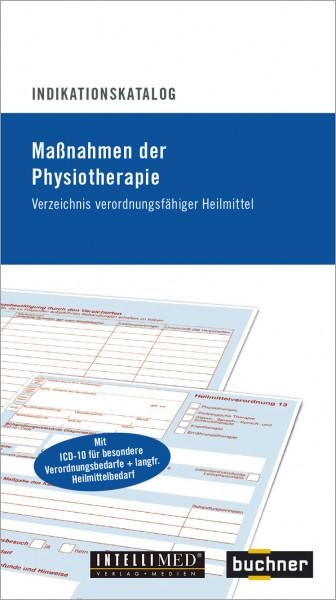 Indikationskatalog Physiotherapie 5er-Pack